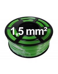 Comprar Cable flexible Sección 1,5mm Carrete 100 Metros