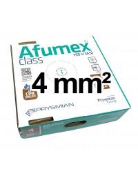 Comprar 100 Metros Cable flexible 4 mm Libre de Halógenos
