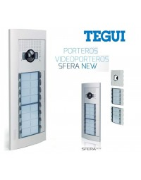 Portero Videoportero Digital SFERA NEW Tegui