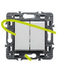 Mecanismos Legrand Valena Next Aluminio