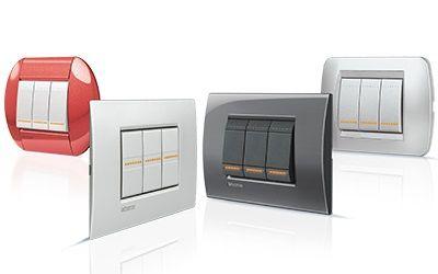 mecanismos BTicino livinglight